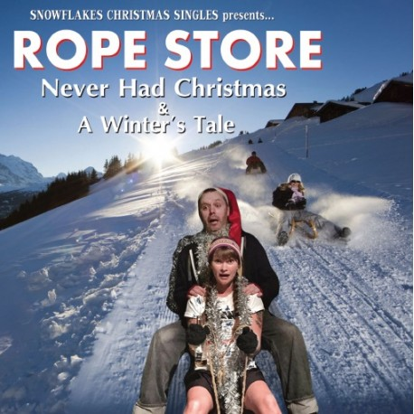 ROPE STORE : Never Had Christmas