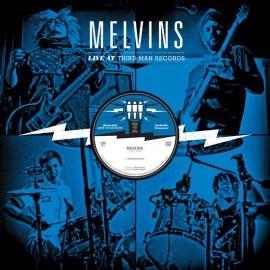 MELVINS : LP Live At Third Man