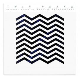 BADALAMENTI Angelo : LP Twin Peaks