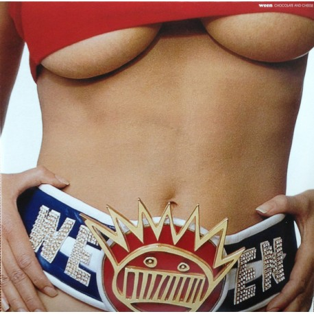 WEEN : LPx2+CD Chocolate And Cheese