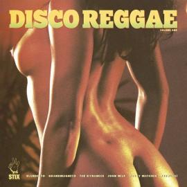 VARIOUS : LP Disco Reggae Volume One