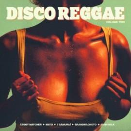 VARIOUS : LP Disco Reggae Volume Two