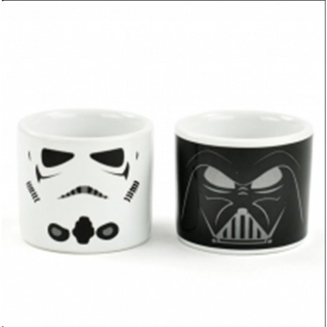 STAR WARS EGG CUPS - COQUETTIERS