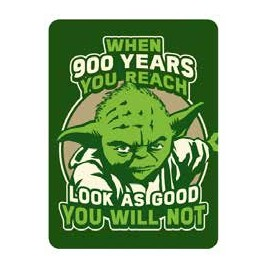 STAR WARS YODA - MAGNET
