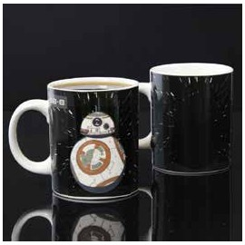 STAR WARS MUG THERMOREACTIF BB-8