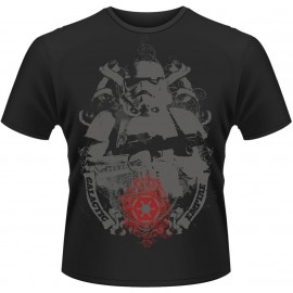 STAR WARS T-SHIRT GALACTIC EMPIRE XL