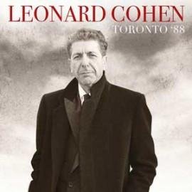COHEN Leonard : LPx2 Toronto '88