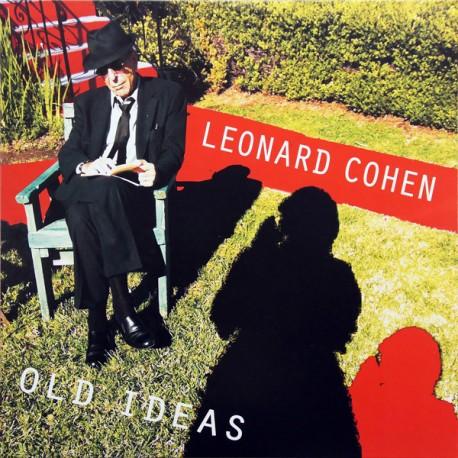 COHEN Leonard : LP+CD Old Ideas