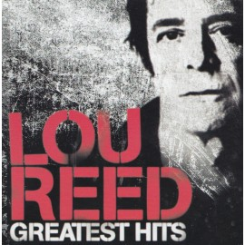 LOU REED : CD Greatest Hits