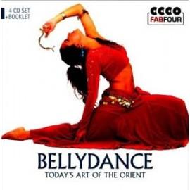 VARIOUS : CDx4 Bellydance