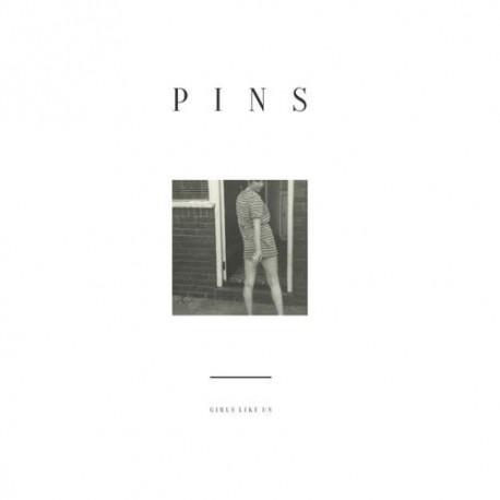 PINS : LP+CD Girls Like Us