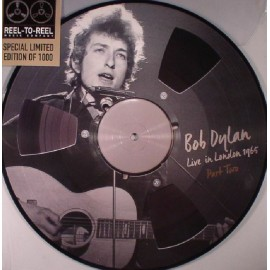 DYLAN Bob : LP Picture Live In London 1965 Part Two