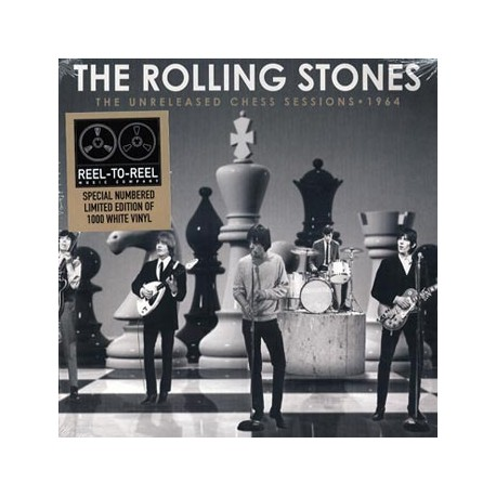 """ROLLING STONES (the) : 10""""EP The Unreleased Chess Sessions 1964"""