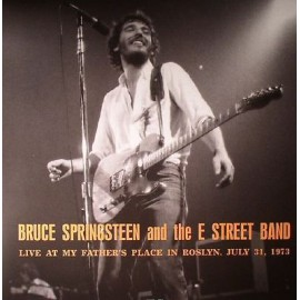 SPRINGSTEEN Bruce : LP Live At My Father´s Place In Roslyn 1973