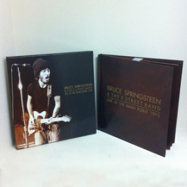 SPRINGSTEEN Bruce : LPx4 Live At The Main Point 1975