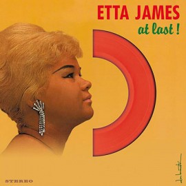 ETTA JAMES : LP At Last