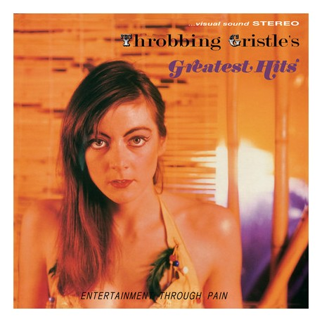 THROBBING GRISTLE : LP Greatests Hits