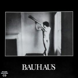 BAUHAUS : LP+CD In The Flat Field