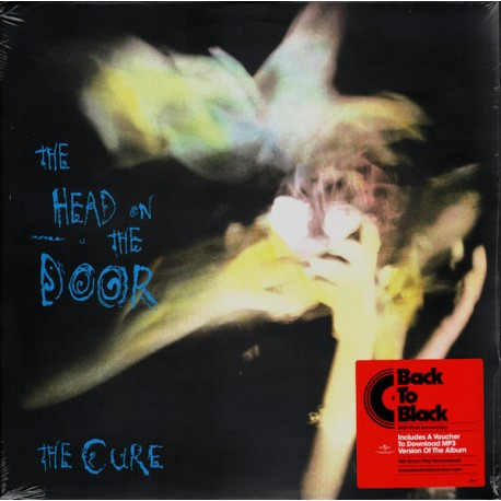 CURE (the) : LP The Head On The Door