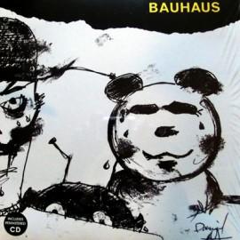 BAUHAUS : LP+CD Mask