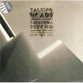 TALKING HEADS : LPx2 Saratoga Psycho (Live Radio Broadcast New York 1983)