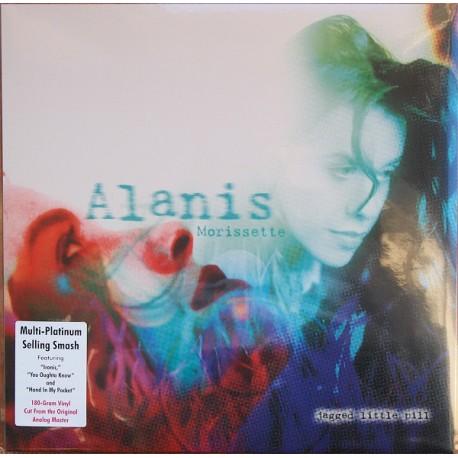 MORISSETTE Alanis : LP Jagged Little Pill