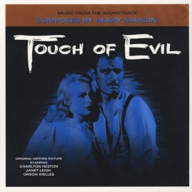 MANCINI Henry : LP Touch Of Evil