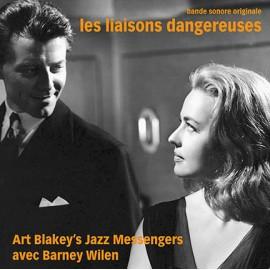 ART BLAKEY'S JAZZ MESSANGERS : LP Les Liaisons Dangereuses