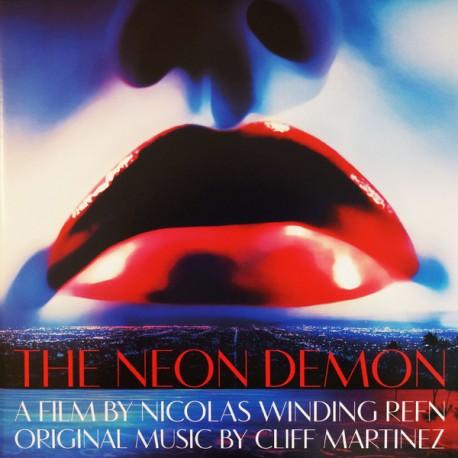 MARTINEZ Cliff : LPx2 The Neon Demon