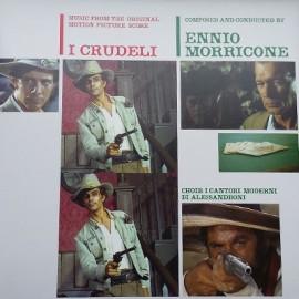 MORRICONE Ennio : LP I Crudeli