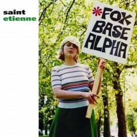 SAINT ETIENNE : LP Foxbase Alpha