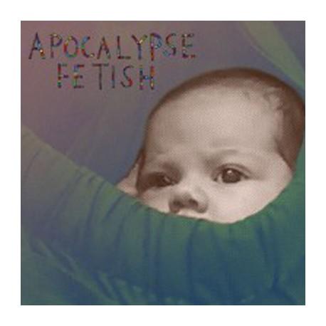 """BARLOW Lou : 10""""EP Apocalypse Fetish"""