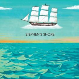 STEPHEN'S SHORE : Ocean Blue