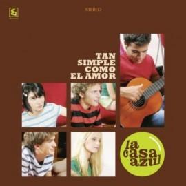LA CASA AZUL : LP Tan Simple Como El Amor
