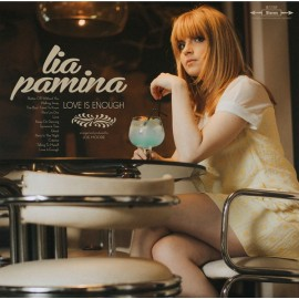 LIA PAMINA : LP  Love Is Enough