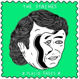 STACHES (the) : LP Placid Faces
