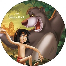 VARIOUS : LP Picture Songs From The Jungle Book