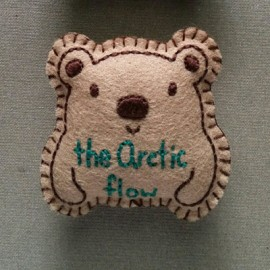 FEUTRINE BADGE : The Arctic Flow