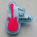 FEUTRINE BADGE : The Hit Parade