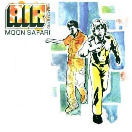 AIR : CD Moon Safari