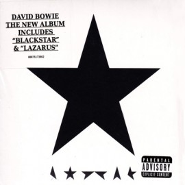 BOWIE David : CD Blackstar