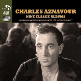 AZNAVOUR Charles : CDx4 Nine Classics Albums