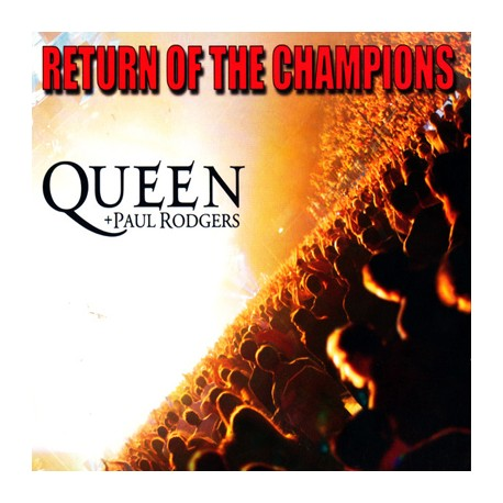 QUEEN : CDx2 Return Of The Champions