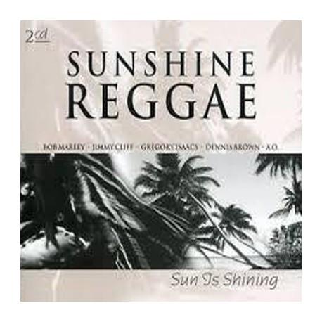 VARIOUS : CDx2 Sunshine Reggae