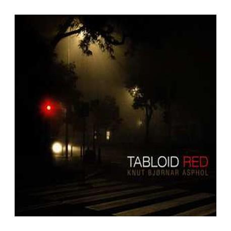 KNUT BJORNAR ASPHOLT : CD Tabloid Red