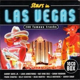 VARIOUS : CDx10 Stars In Las Vegas
