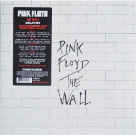 PINK FLOYD : LPx2 The Wall