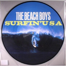 BEACH BOYS (the) : LP Picture Surfin' USA