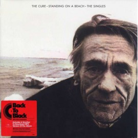 CURE (the) : LP Standing On A Beach - The Singles