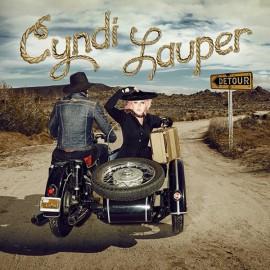 LAUPER Cyndi : LP Detour